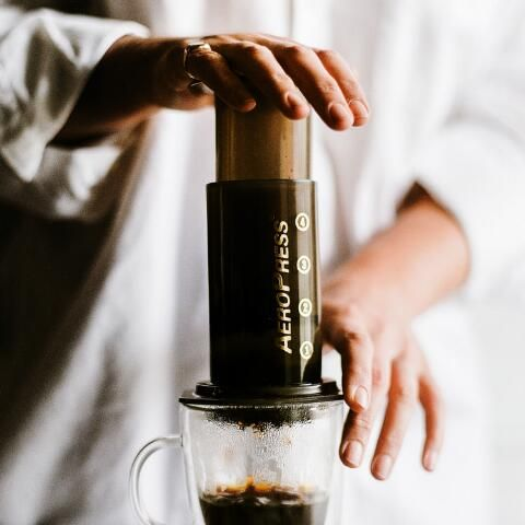 AeroPress Coffee and Espresso Maker | World Market #espressomaker
