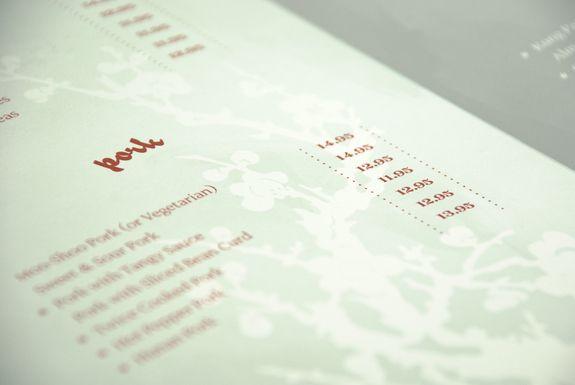 Silken Chinese Restaurant menu template #menu | Restaurant menu ...