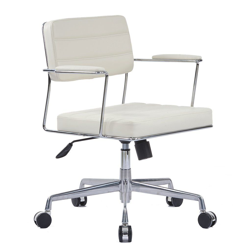 Lscing recliner midback upholstered leather