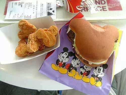 what happy meals should look like