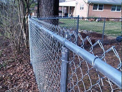 Chain Link Fence Post Chain Link Fence Post Distance Between Tempat