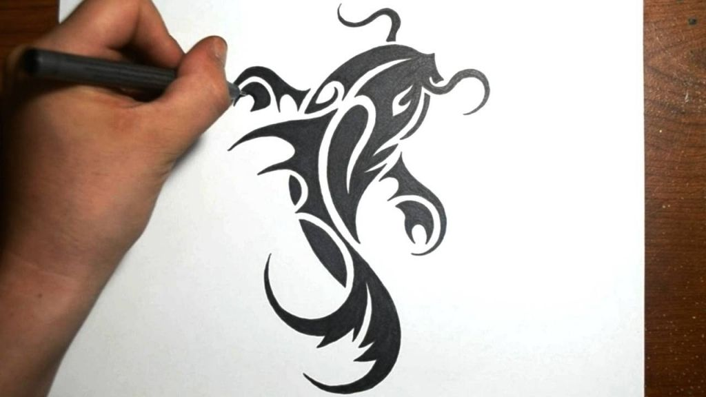Tribal Koi Fish Tattoos 1000 Images About Tattoos On Pinterest Koi Tribal Tattoos Simple Tribal Tattoos Cool Tribal Tattoos