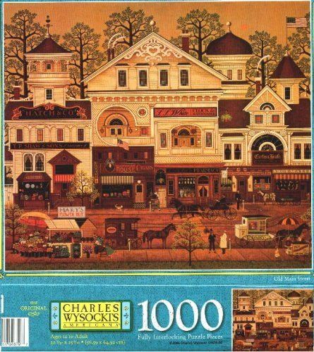Image By Betty Norman On Jigsaw Puzzles Charles Puzzle Art