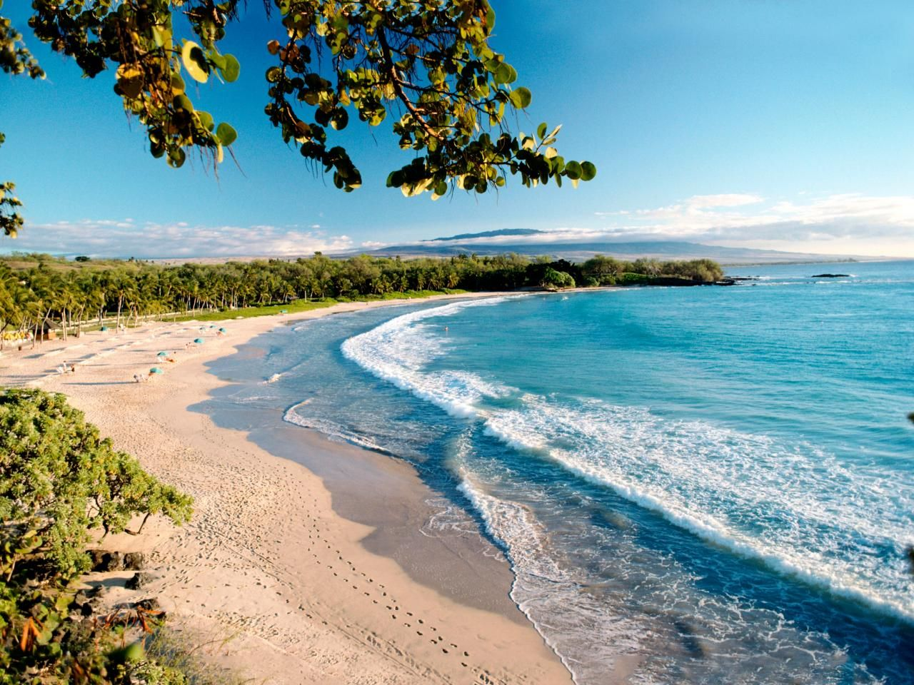 Kauna 'oa Beach, The Big Island : Top 10 Hawaiian Beaches : TravelChannel.com