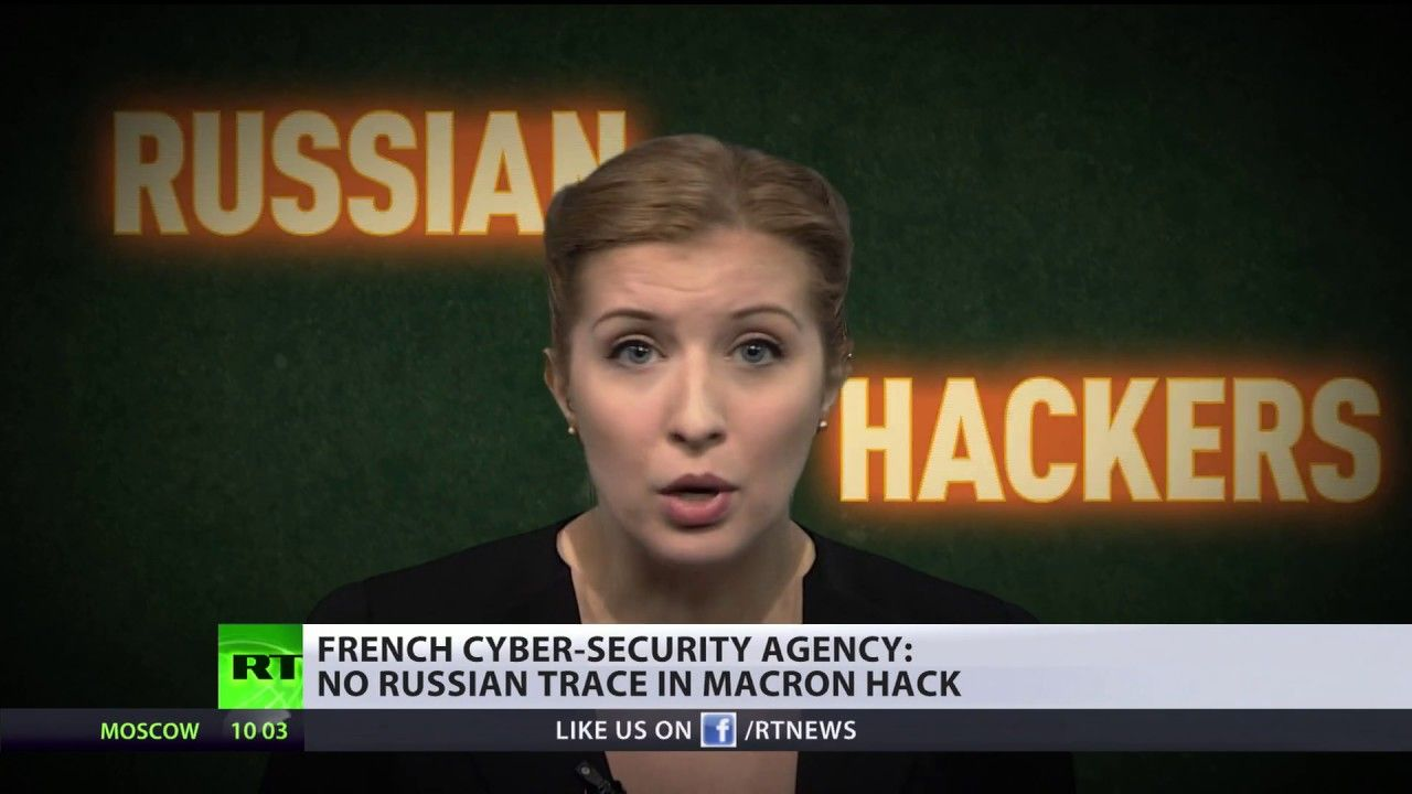 No Russian Trace׃ MSM suddenly goes quiet after no evidence of Moscow ha...