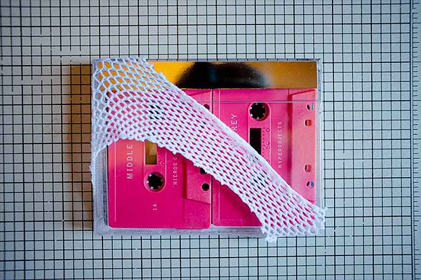 What Can I Help You With: Making Cassette Tapes with Cryptic