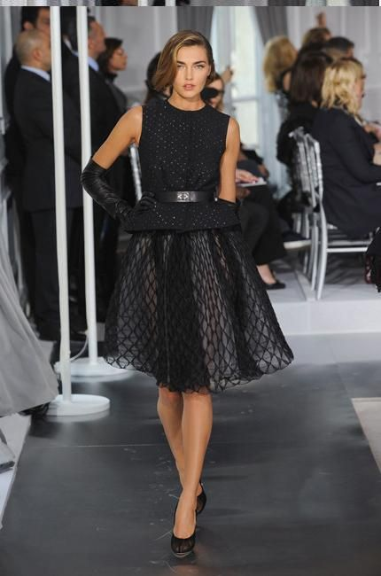 dior haute couture printemps t 2012 inspiration dans. Black Bedroom Furniture Sets. Home Design Ideas