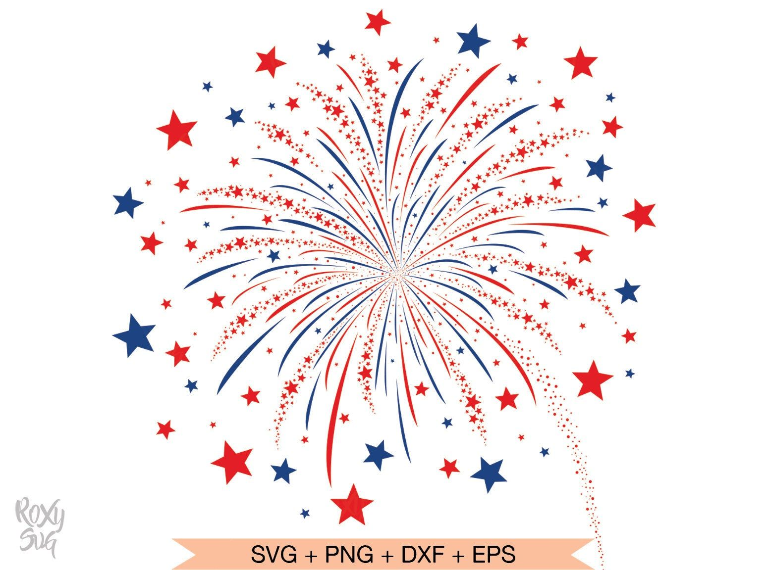 Pin By Anne Rosse Art On Svg Files For Cricut Fireworks Clipart Fireworks Svg Fireworks Art