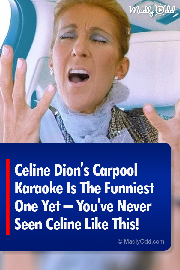 Celine Dion Reveals A Side Of Her Rarely Seen She Will Have You Laughing And Singing Along In One Of The Best James Corden Carpool Karaoke Celine Dion Karaoke