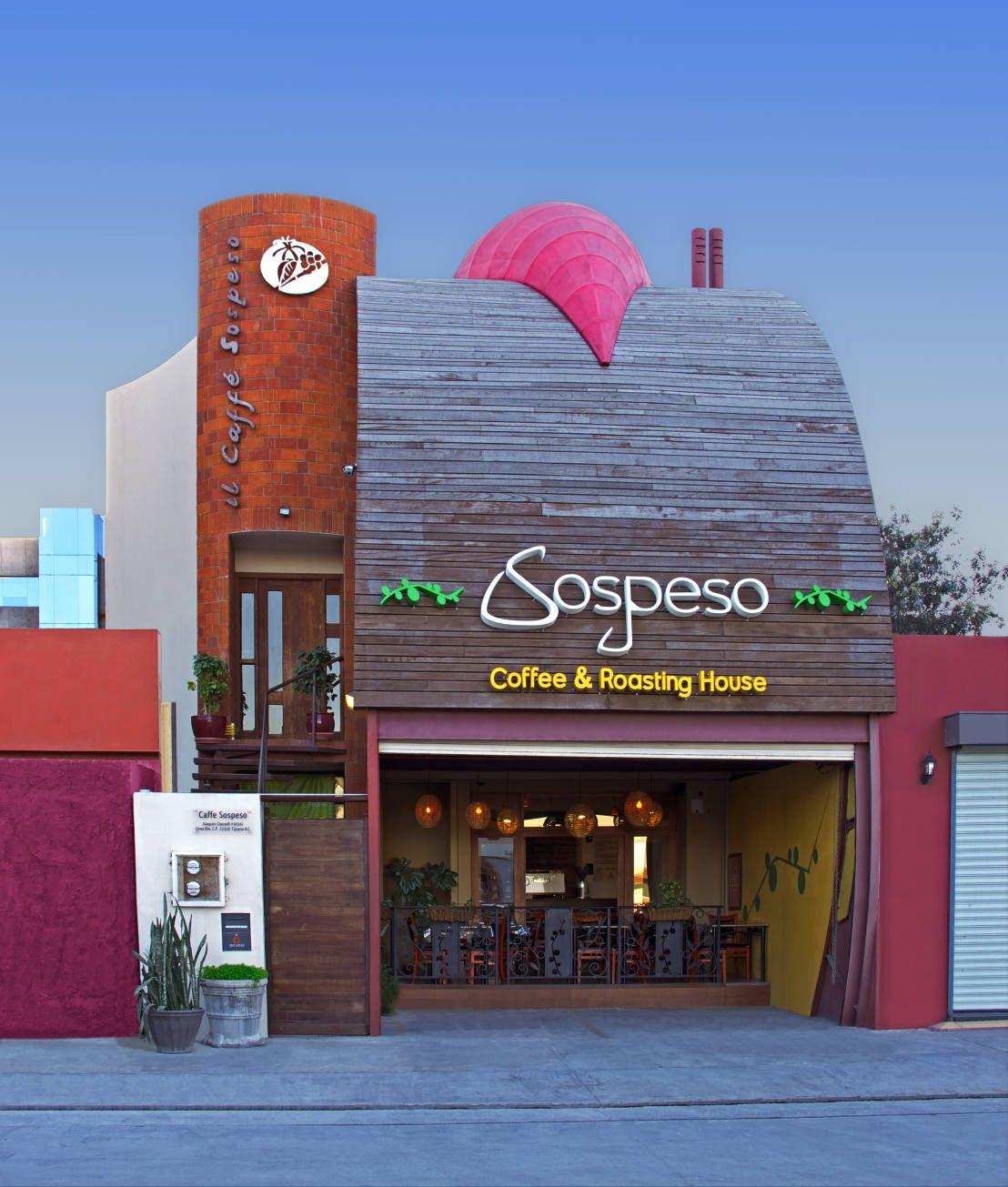 Encuentra las mejores ideas e inspiración para el hogar. Cafe Sospeso por Chávez & Díaz Arquitectos | homify
