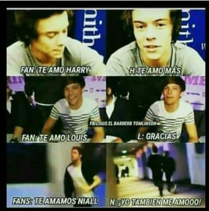 Pin De Briseida Lopez En Moie Memes Divertidos Memes De One Direction One Direction Divertidos