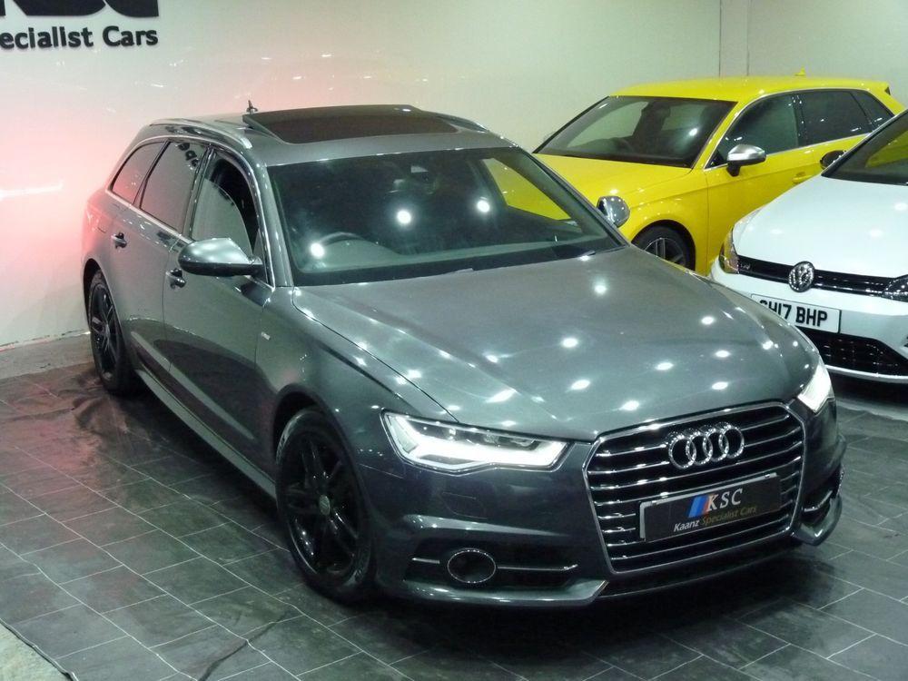 Ebay 2016 Audi A6 Avant 3 0 Tdi S Line Avant S Tronic S S 5dr