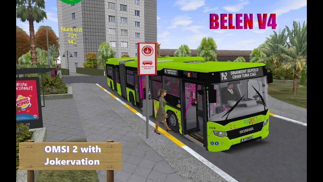 OMSI 2 with Jokervation | Belen V4 | 142 | Scania Citywide