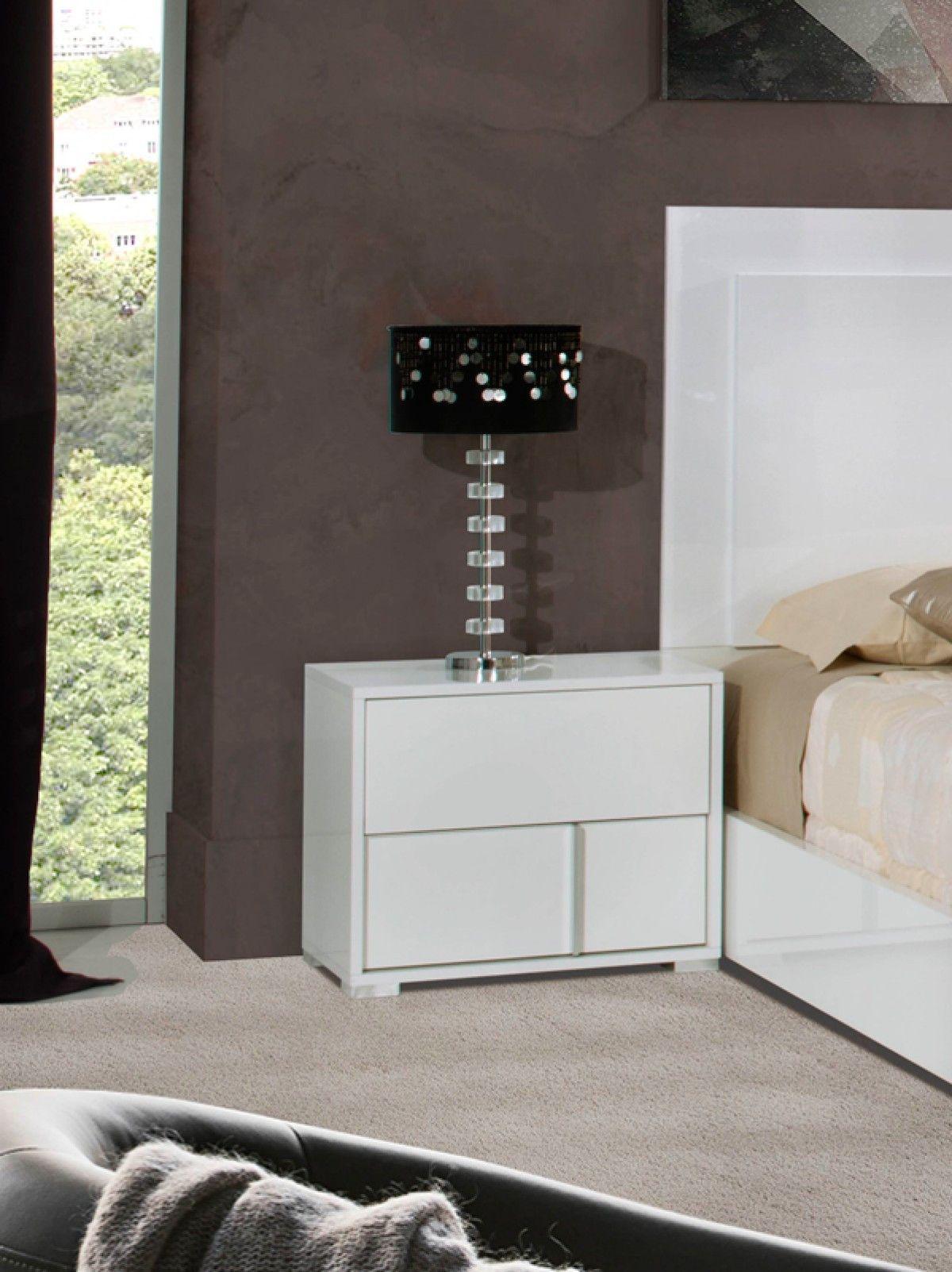 VIG Furniture Modrest Nicla Italian Modern White