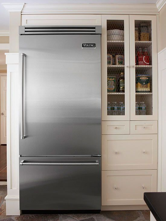 how to clean dirty refrigerator handles