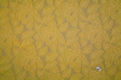 FC3307 Banana Floral Lace