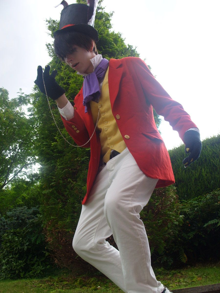 White Rabbit Male Costume | Tea and Parties | Pinterest ...