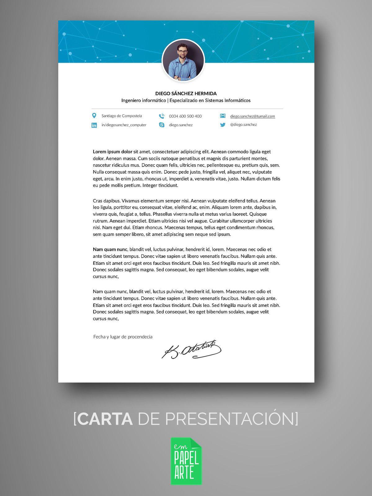 Pin de Empapelarteweb en PLANTILLAS CURRICULUM CLÁSICO | Pinterest ...