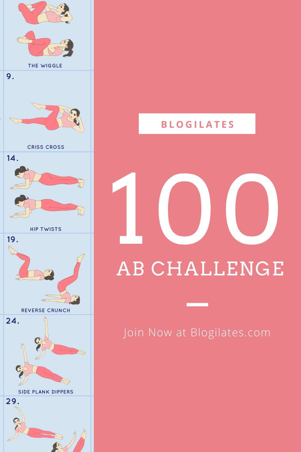 40+ 100 ab workout challenge ideas in 2021