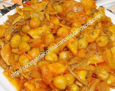 Recetas De Cocina Canaria | Recetas De Cocina Canaria Ropa Vieja Canaria Pinterest Ropa