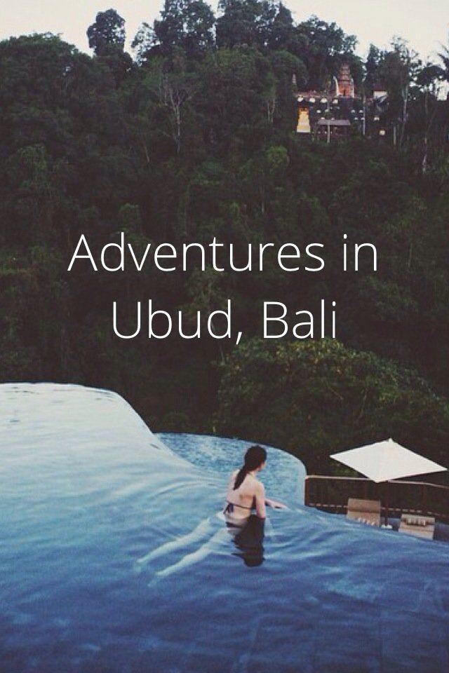Adventures In Ubud Bali By Fathom On Stellerstories