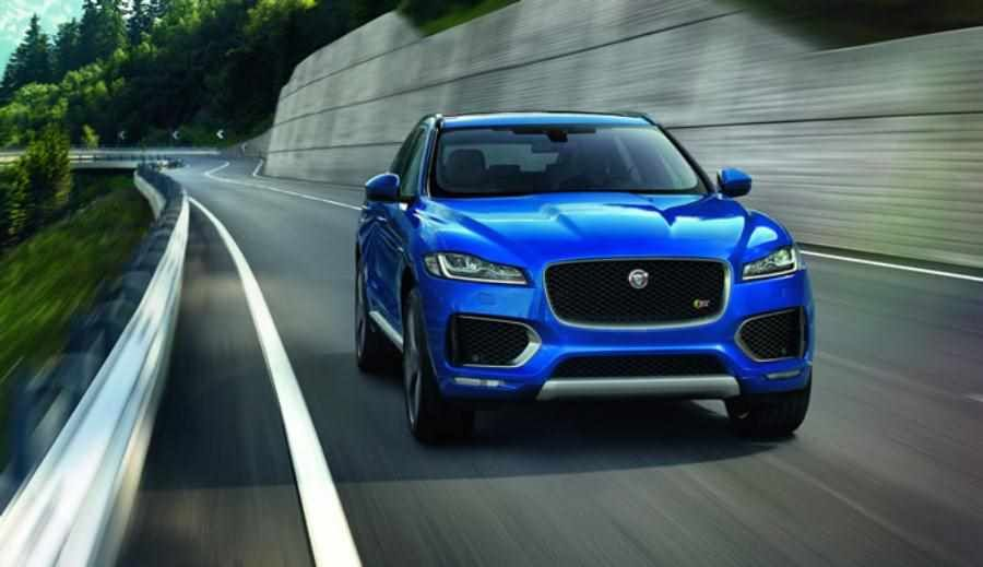 The New Jaguar F-Pace 2019-2020 Model Year