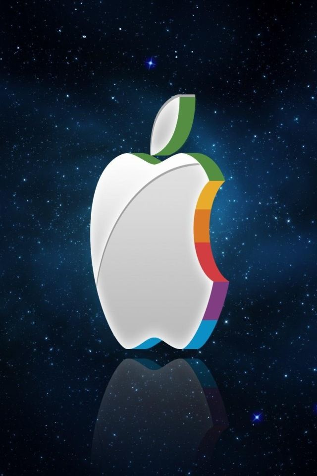 Apple Logo Space Check this out and other cool websites