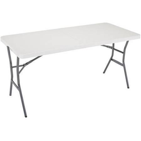 Ozark Trail 5 Center Folding Table Walmart Com Fold In Half