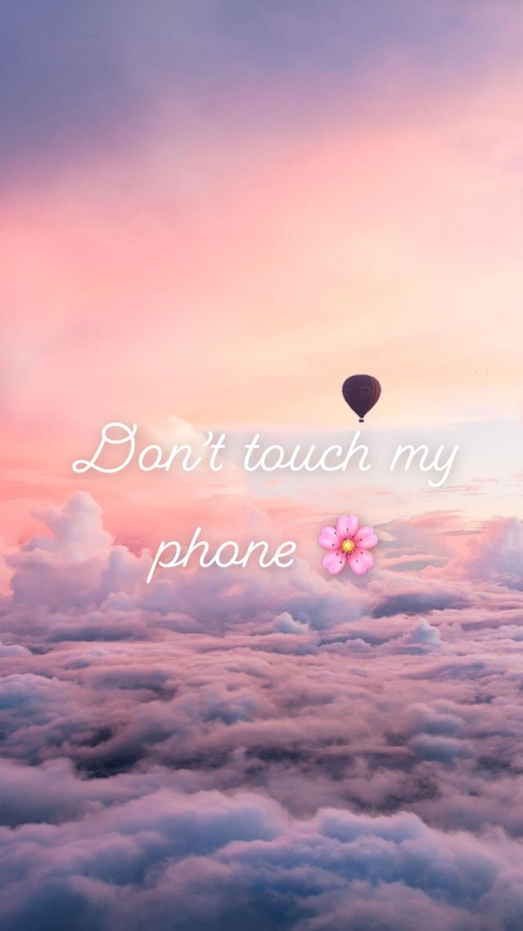 Pin By Flowerstar On Lo Bello De La Vida Space Iphone Wallpaper Dont Touch My Phone Wallpapers Anchor Wallpaper