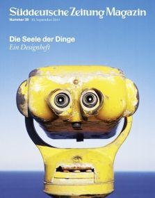 Süddeutsche Zeitung Magazin, 30 November 2011