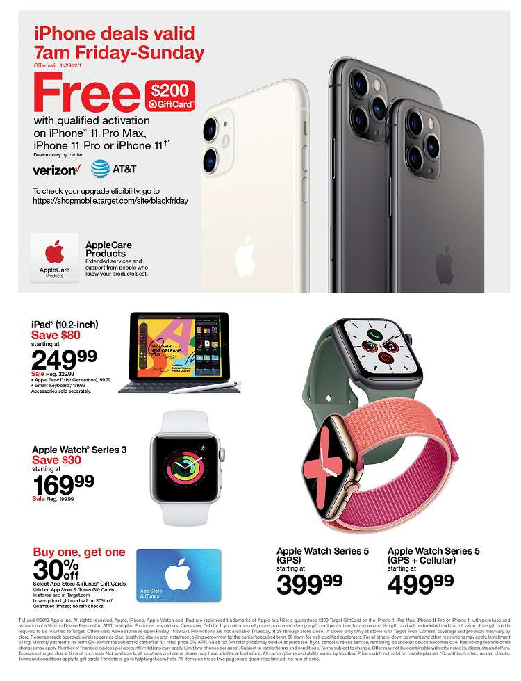 Weekly Deals In Stores Now Target Weekly Ad Black Friday Target Black Friday Laptop Deals Iphone Deals