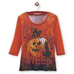Frightfully Cute Halloween Top