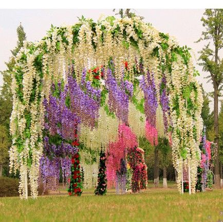 High quality artificial lavender bouquet provence wedding high quality artificial lavender bouquet provence wedding decoration artificial flowers wedding arch decoration free shipping us junglespirit Choice Image