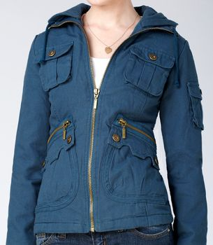 it's a bella swan jacket... :)) I love this coat!!!