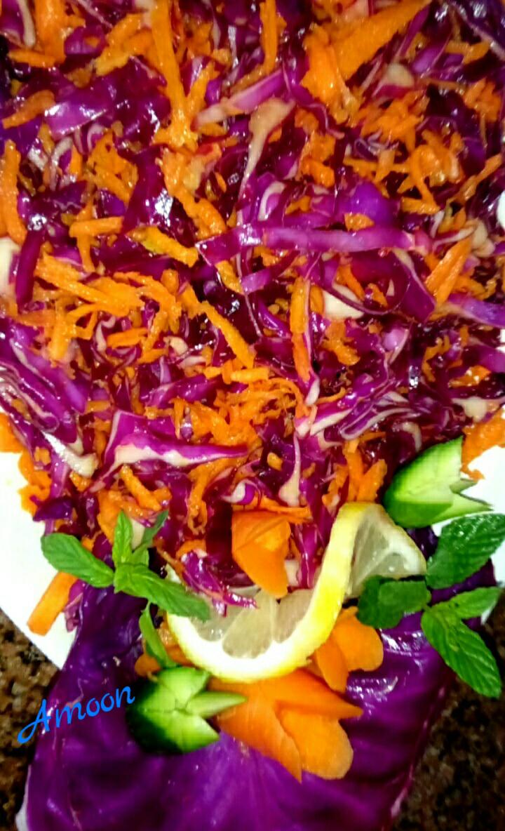 سلطاتي سر مهارتي زاكي Food And Drink Food Cabbage