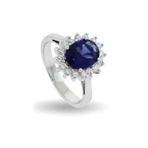 Princess Diana replica engagement ring