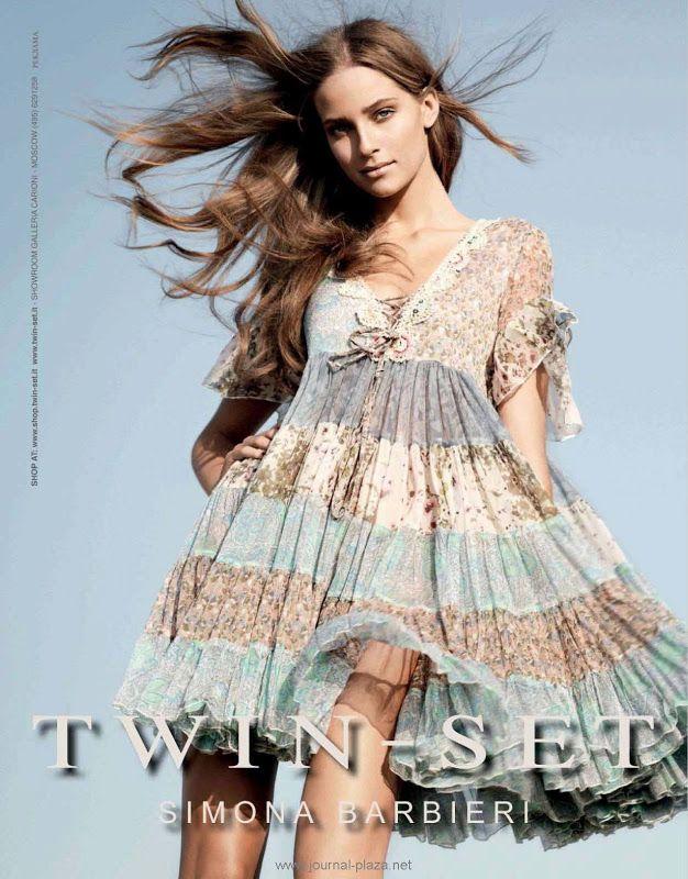 Love this designer-  Twin-Set, Simona Barbieri, primavera verano 2010