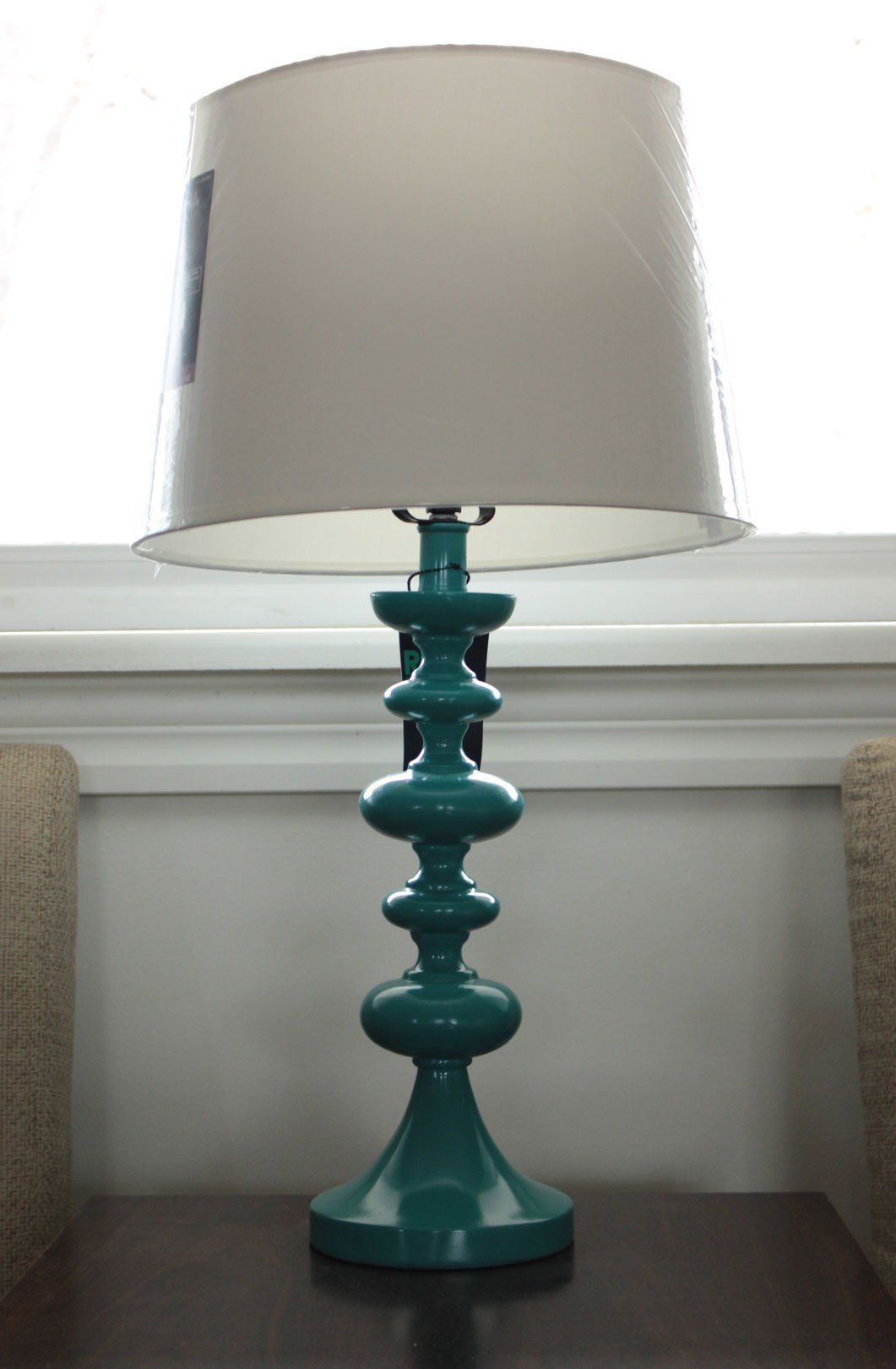 Teal Table Lamps Table Lamps Living Room Table Decor Living Room Living Room Table