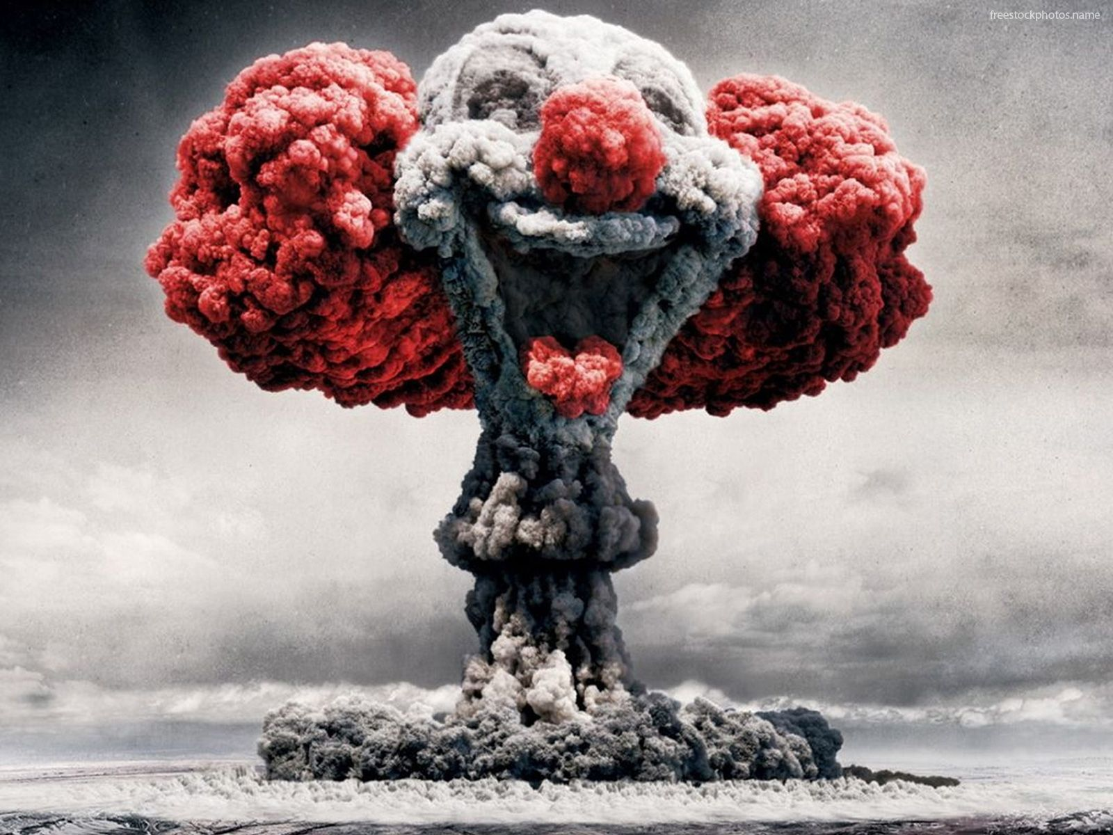 Download Stock Photos of atomic bomb clown images photography | Best ...