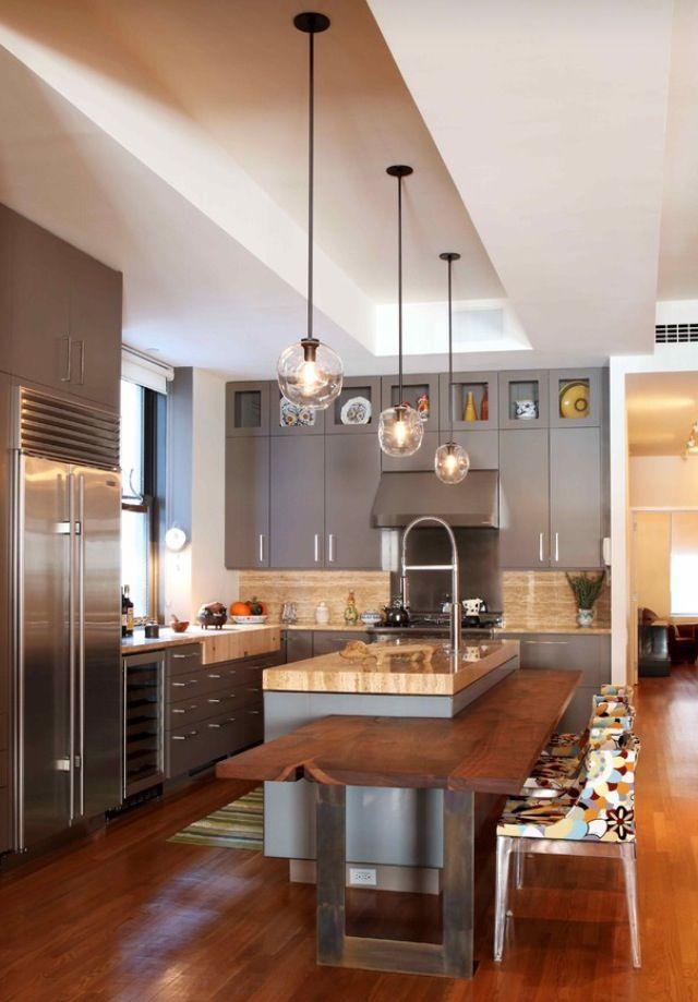 Kitchen Lights Kitchen Design Contemporary Kitchen Kitchen Island Design