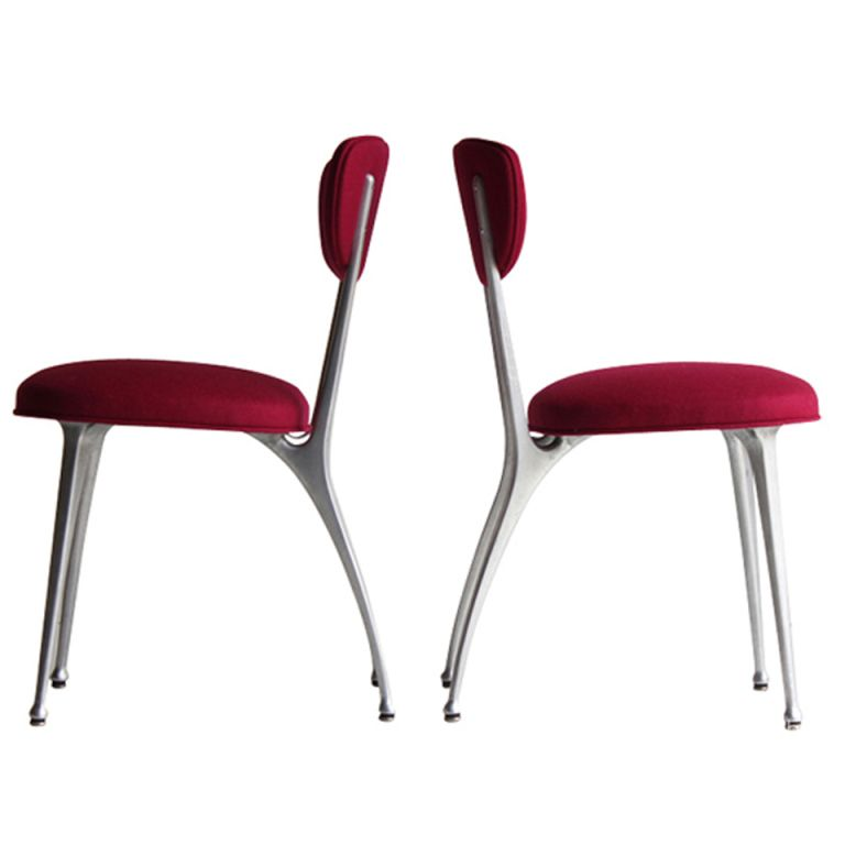 Bon Gazelle Side Chairs For Shelby Williams | Side Chair, Dining Chairs And  House