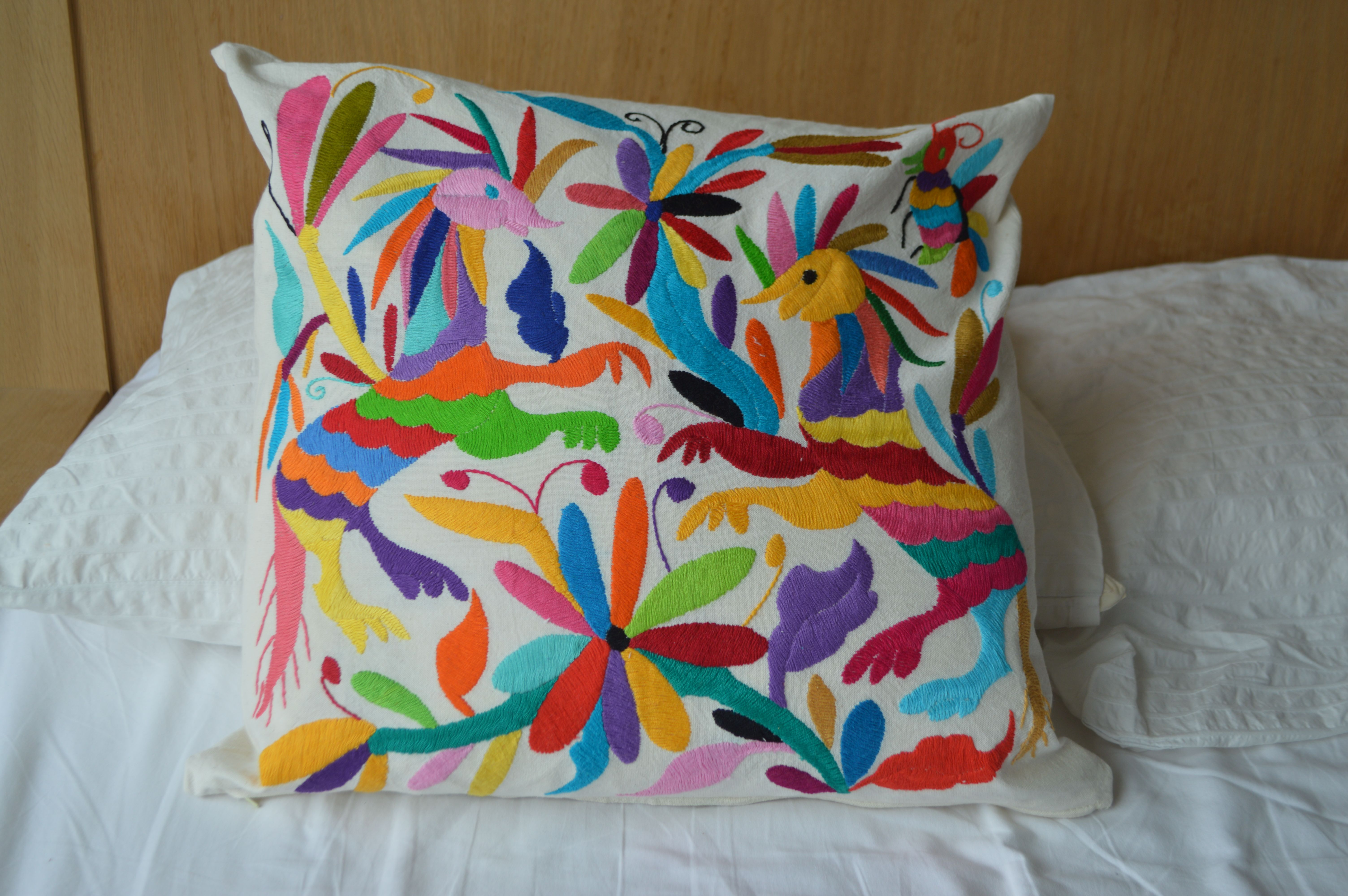 kiwi pillow thalia by prints products spun just like polyester case square