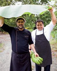 Restaurarte Vida Ventura Chef Ventura Vivoni in Puerto Rico