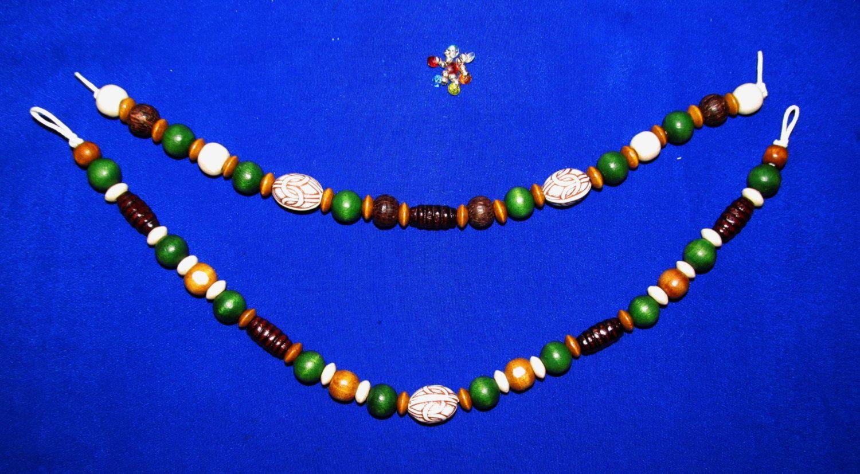 2-teilige Fibelkette im Wikingerstil von BelanasSchatzkiste auf Etsy