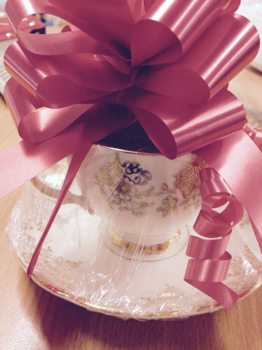 Vintage tea cup ready for a new home ! ⭐ | Up cycle | Pinterest