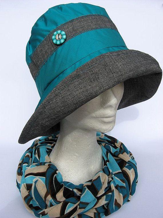 11b8404d524 Ladies rain hat