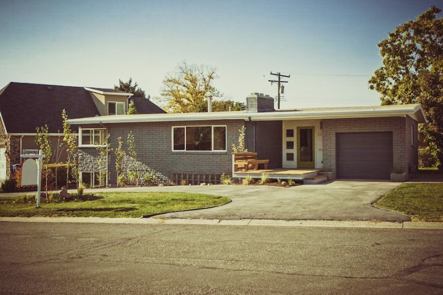 Extraordinary Mid Century Homes Utah Photos Simple