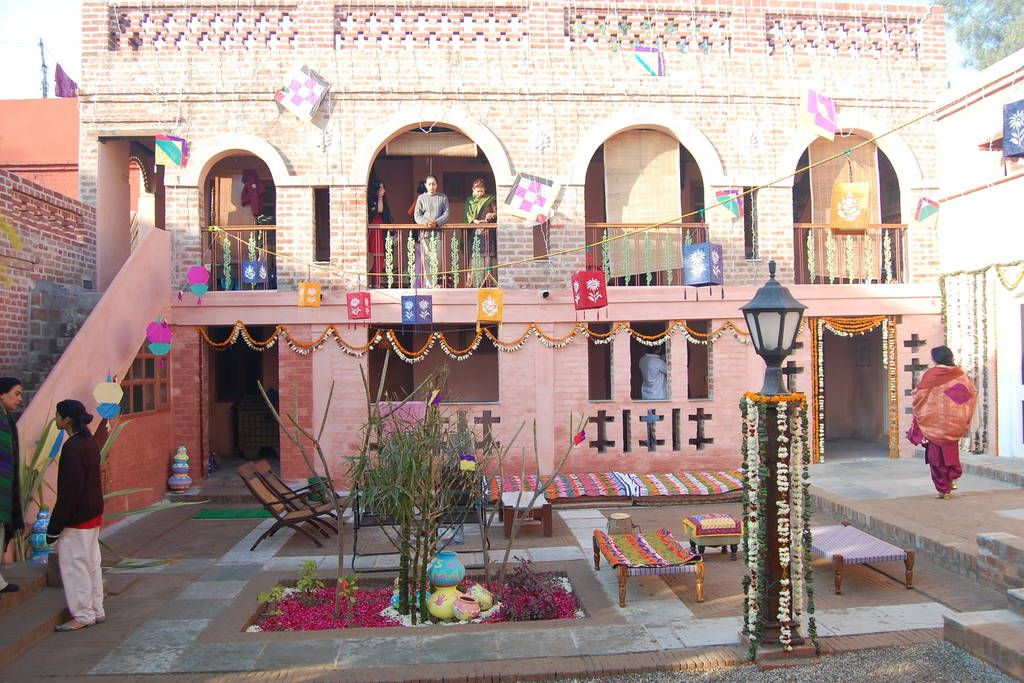 The Kothi Village Stay Punjab Ind Houses For Rent In Gurdaspur House Elevation Renting A House Village Houses
