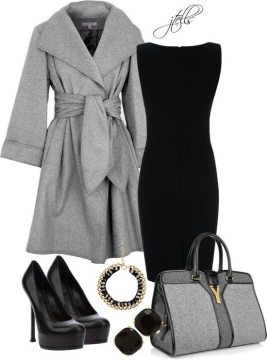 79 Elegant Fall & Winter Outfit Ideas 2017 - Pouted Online Lifestyle  Magazine