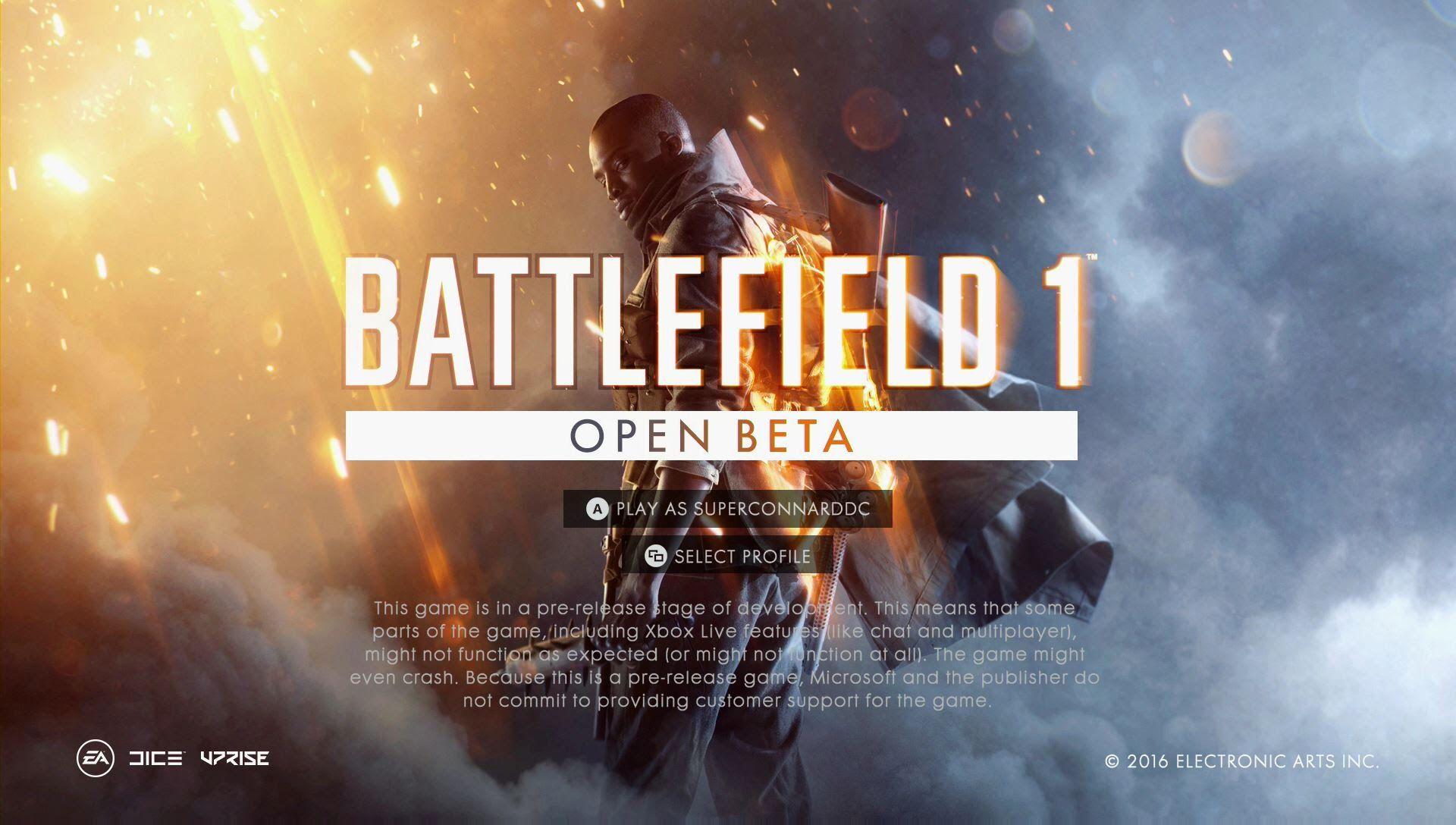 Battlefield 1 ONLINE XBOX ONE Battlefield 1, Battlefield